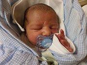 Adam Omar, Mosty u Jablunkova, nar. 21.1., 48 cm, 3,48 kg, Nemocnice Třinec.