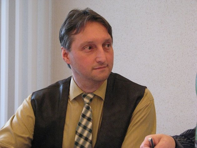 Hnojnický radní Tomáš Peterek.