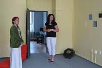 Občanské sdružení Linie Radosti v pátek 24. června pořádalo den otevřených dveří, v rámci kterého představilo nové centrum, které od 1. září začne fungovat v budově Palackého ulici ve Frýdku-Místku.