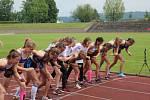 Třinečtí atleti si zazávodili v rámci projektu Spolu na startu!