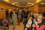 Dětský folklorní soubor Ostravička se v pátek večer představil v Nové scéně Vlast ve Frýdku-Místku.