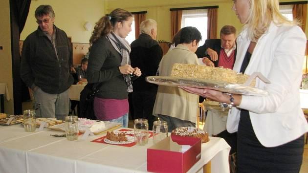 Svatomartinské medování hostil v sobotu hodoňovický hostinec U Čendy.