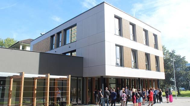 Centrum aktivních seniorů ve Frýdku-Místku.