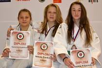 Úspěšné medailistky