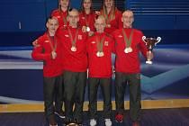 Česká národní reprezentace Taekwon-do ITF bojovala v běloruském Minsku o evropské tituly. Devětadvacátého mistrovství Evropy se zúčastnili také frýdecko-místečtí taekwondisté, kterých se do Minsku sjelo hned osm.