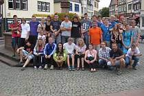Mladí házenkáři z Frýdku-Místku byli na výměnném pobytu v německém Grieldu.