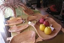 Zahrádkářský dům v Nýdku patřil od soboty do pondělí tradiční podzimní výstavě.