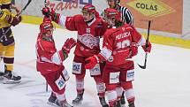 Frýdecko-místečtí hokejisté prožili divokou sezonu.