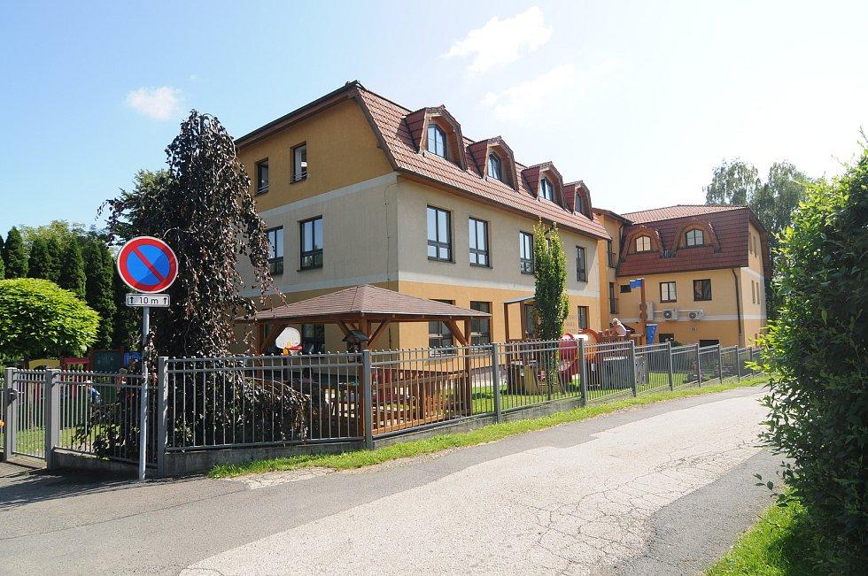 Mateřská škola v Krmelíně.