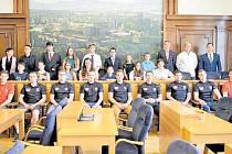 Město ocenilo nadané žáky a studenty frýdecko-místeckých škol.