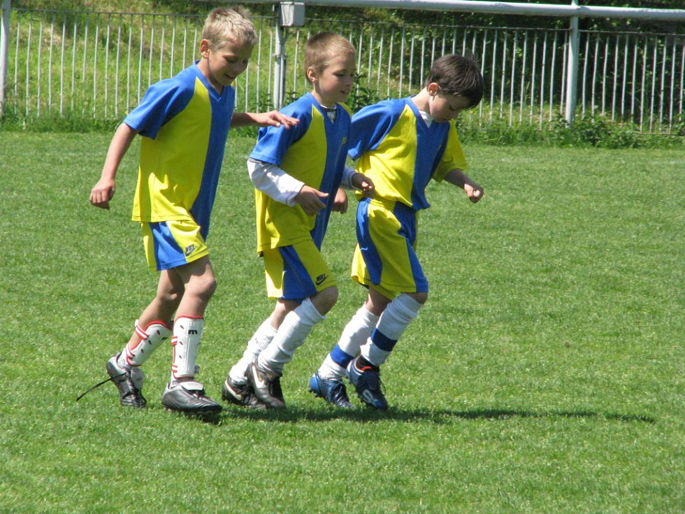 Z letošního dvanáctý ročníku McDonald´s Cupu, kterému se říká také Svátek fotbalu.