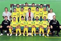 Futsalisté Likopu Třinec.