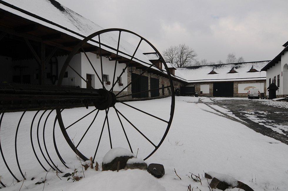 Obec Kozlovice