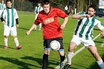 Fotbalisté Čeladné na domácím hřišti nestačili na tým Bohumína.