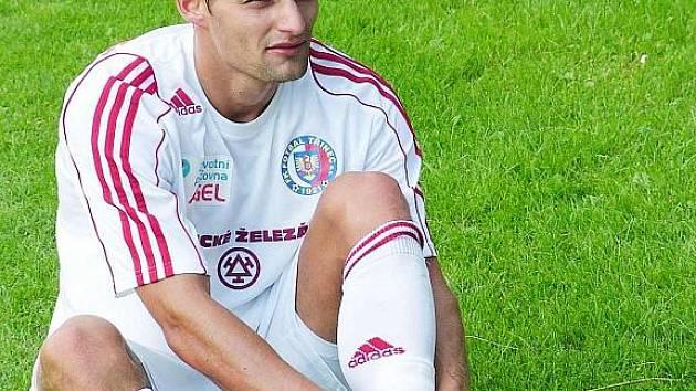 Fotbalista Pavel Eismann se vrátil do Třince z hostování v prvoligovém Bohemians Praha.