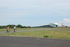 Frýdlantská letadla dostanou nové tlumiče.