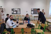 Ústní maturity, gymnázium Petra Bezruče, Frýdek-Místek.