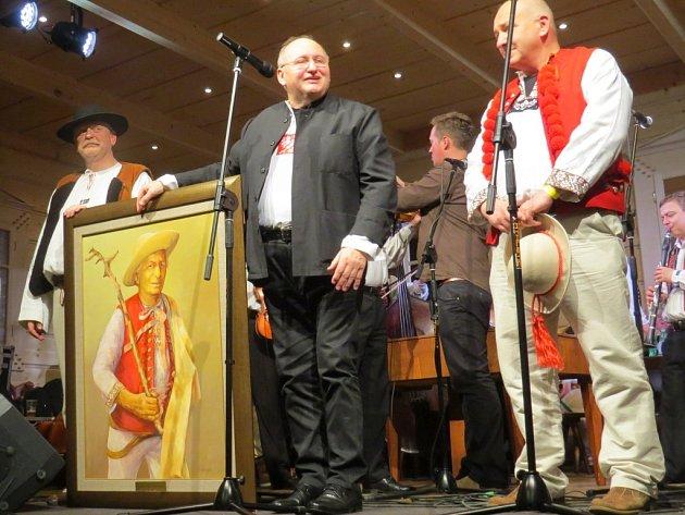 Gorolski bal v Mostech u Jablunkova.