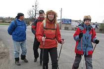 Turistická akce Jarní toulání s Kondorem má své věrné příznivce. Čtvrtý ročník pochodu okolo Staré Vsi nad Ondřejnicí se konal v sobotu, trasy měřily 12 a 18 kilometrů.