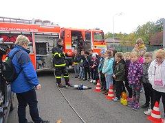 Den požární bezpečnosti v Třinci.