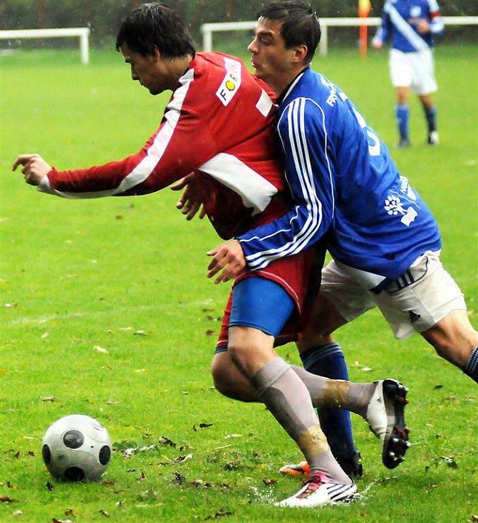 Z utkání 1. BFK Frýdlant n. O. – MFK Frýdek-Místek B.