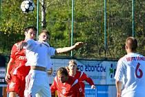 Třinečtí fotbalisté nezvládli druhý poločas a s Pardubicemi nakonec prohráli 1:2.