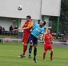 Divizní fotbalisté 1. BFK Frýdlant nad Ostravicí prohráli podruhé v řadě, když nestačili doma na Jeseník 0:2.