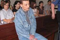 Peter Ratica u frýdecko-místeckého soudu.