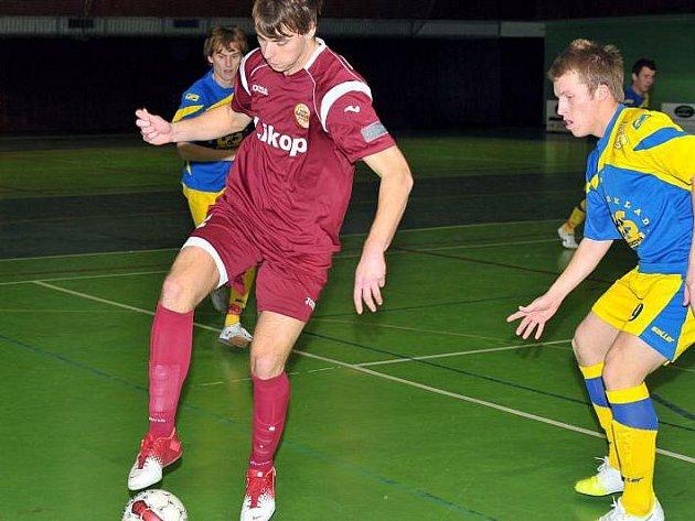Futsalisté Třince zdolali na úvod letošního roku v domácím prostředí Choceň 5:1.
