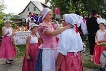 Třináctý ročník akce Lašské slavnosti. 5. září 2020, Sedliště, Frýdecko-Místecko.