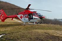 Záchranáři Horské služby Beskydy mají kvůli lidem stále dost práce.