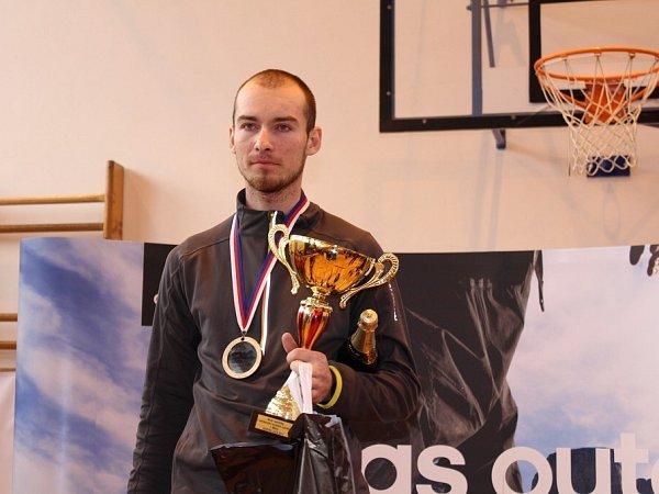 Janu Zemaníkovi vyneslo prvenství vextrémním závodě 24hodin na Lysou horu titul Mistra České republiky vhorském maratonu jednotlivců.