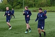 Fotbaloví Valcíři začali budovat zcela nový tým.