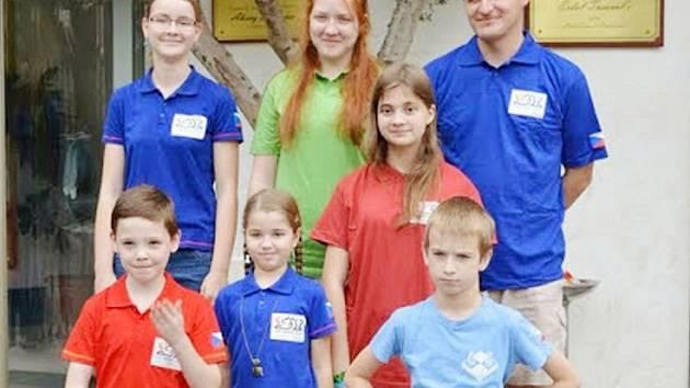 Úspěšná výprava frýdecko-místeckých šachistů, která se zúčastnila evropského šampionátu v daleké Gruzii.