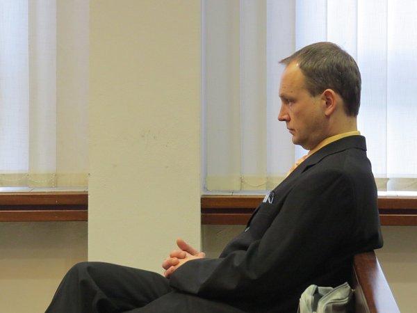 Obžalovaný lékař Viktor Hladík.