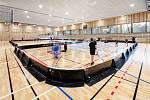 Sportovní hala v Třinci byla oceněna v soutěži