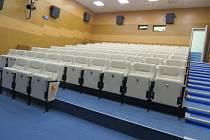 Nové kino ve Frýdlantě nad Ostravicí promítá od října 2014.
