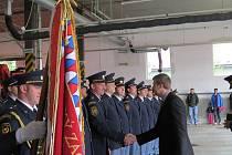 Ve Frýdku-Místku byli v pátek oceněni hasiči Moravskoslezského kraje za věrnost.