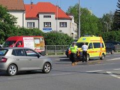 Nehoda ve Frýdku-Místku.