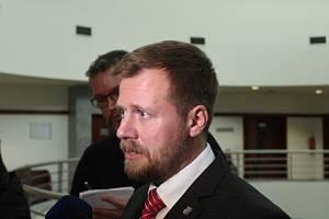 Primátor Frýdku-Místku Michal Pobucký loňské rozhodnutí soudu přivítal.