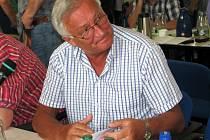Zastupitel a předseda finančního výboru v Třinci Miroslav Doseděl.