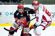 Extraliga hokej Mountfield Hradec Králové vs. Třinec