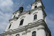 Frýdecká bazilika minor Navštívení Panny Marie byla právě před deseti lety papežem povýšena. Oslavy a také Velká frýdecká pouť ji čekají v příštích dnech.