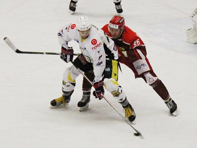 Hokejisté Frýdku-Místku zdolali Kadaň po nájezdech.