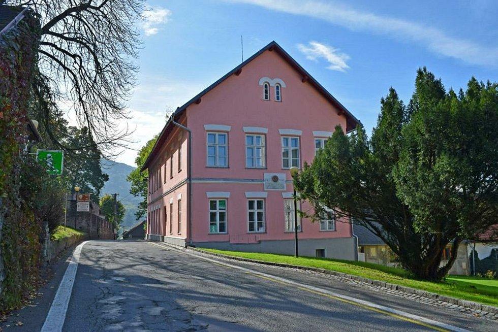 Rodný dům Leoše Janáčka, Hukvaldy, informační centrum. Foto: archiv infocentra