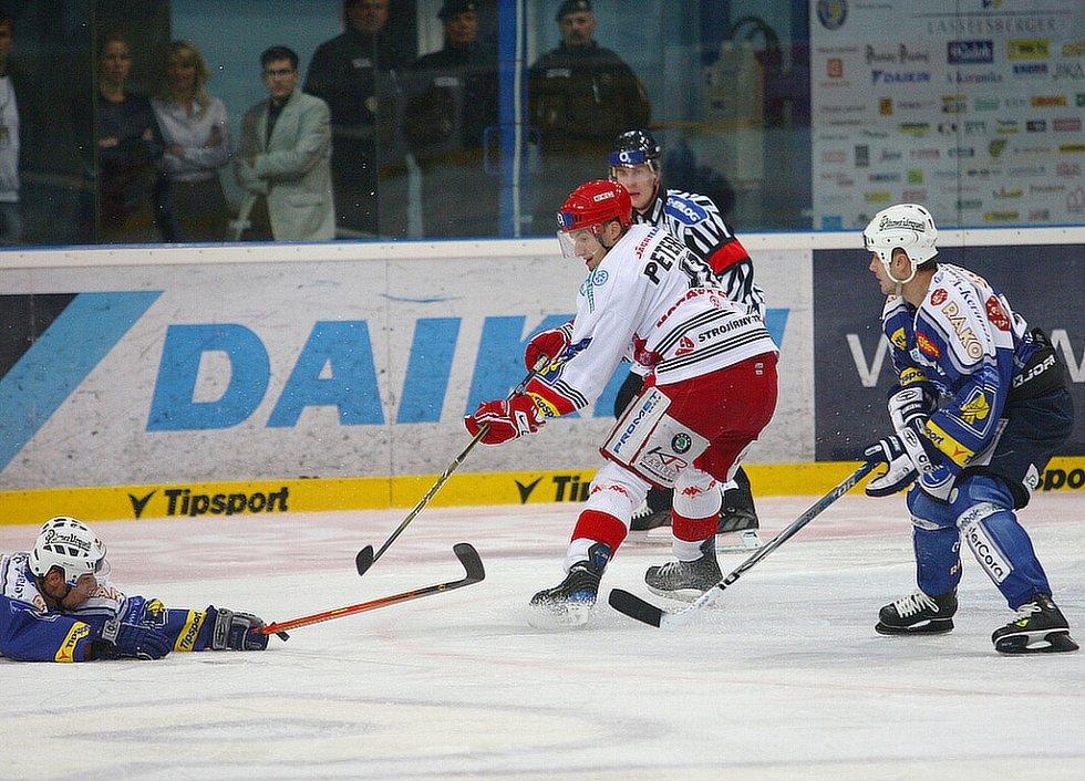 Oceláři vs. Plzeň