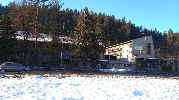 Turistická ubytovna v Bílé - Ilustrační foto.