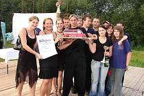 Jedno z nejlepších soutěžních družstev mužů a žen SDH Milíkov.