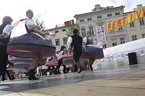 Folklorní festival ve Frýdku-Místku