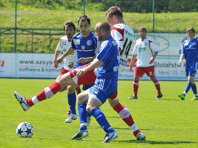 Fotbal Třinec - FC Tescoma Zlín 2:1